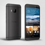 HTC One M9_Gunmetal_Right