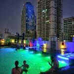 piscina hotel vasile