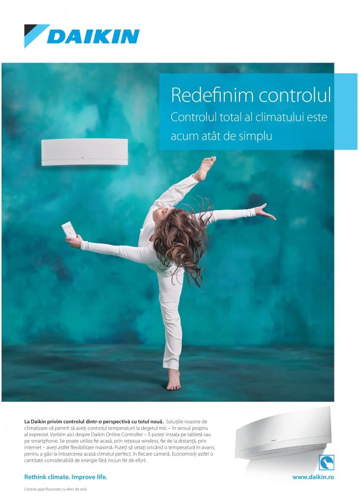 Daikin - Redefinim controlul