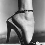 + Violettas-Foot-In-Mario-Valentinos-Shoe-1988 Helmut   Newton
