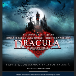 Poster Dracula Cluj 2016