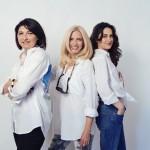 Alina Rachieru, Noemi Meilman, Marina Moldovan