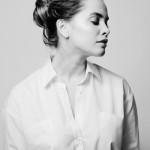 Diana Marasoiu black and white