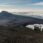 Kilimanjaro Crater and Glacier