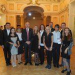 blogoltenii cu ambasadorul Poloniei